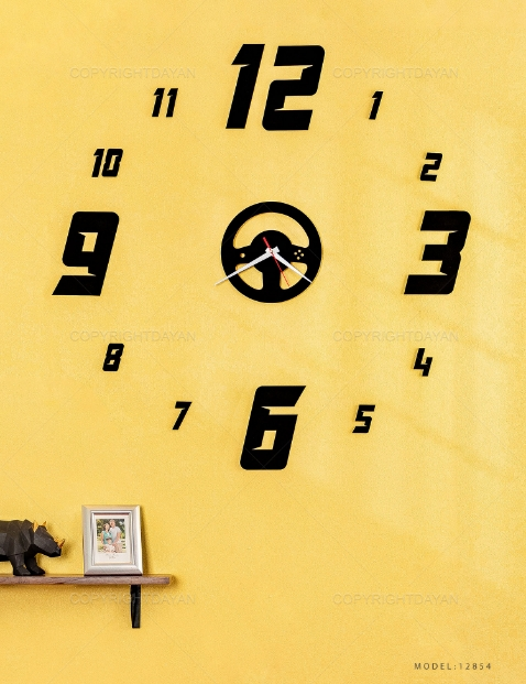ساعت دیواری Race مدل 12854