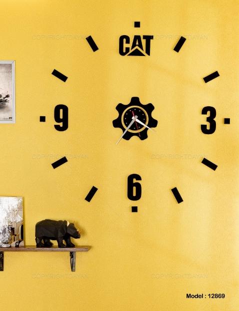 ساعت دیواری Cat مدل 12869