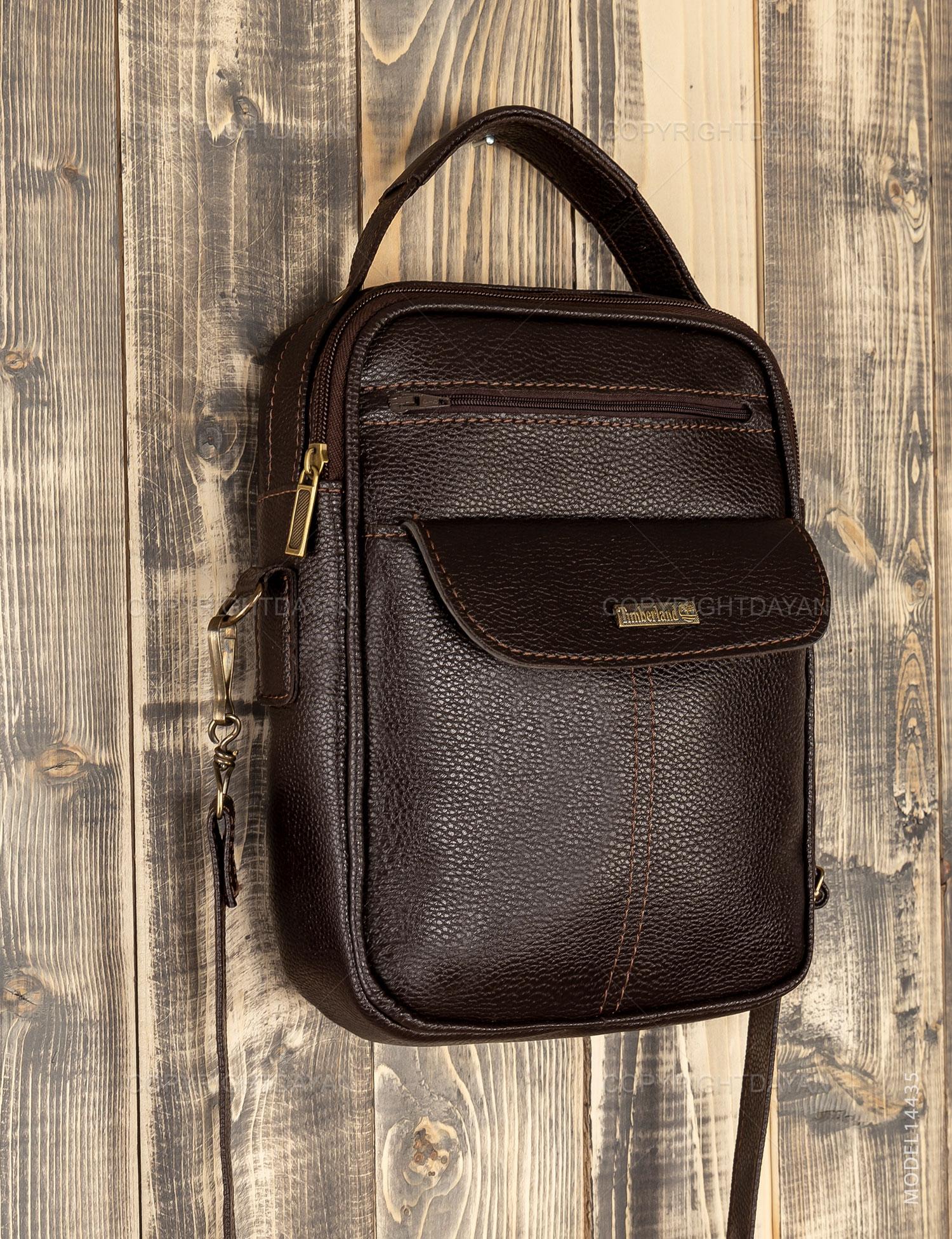 کیف دوشی  Timberland مدل 14435