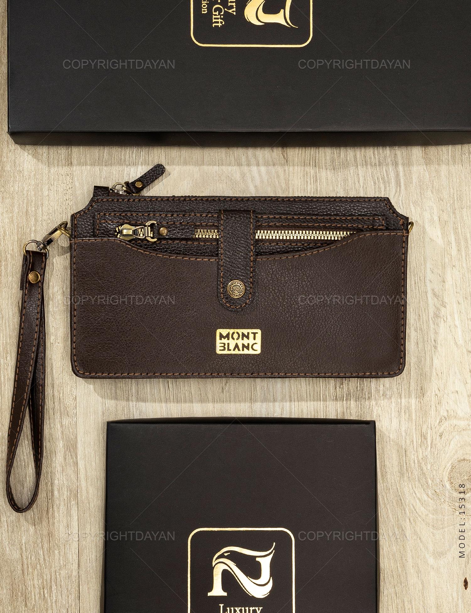 کیف دستی Mont blanc مدل 15318