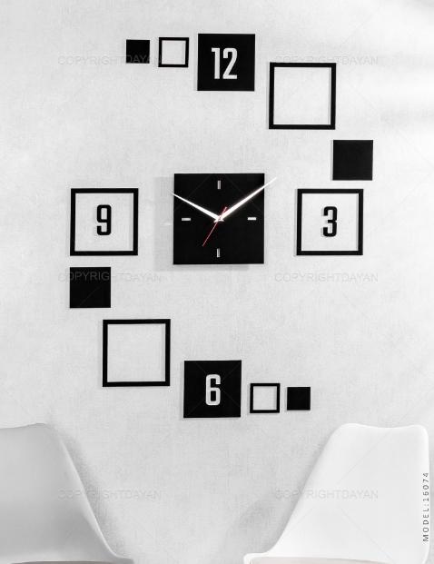 ساعت دیواری Modern مدل 16074