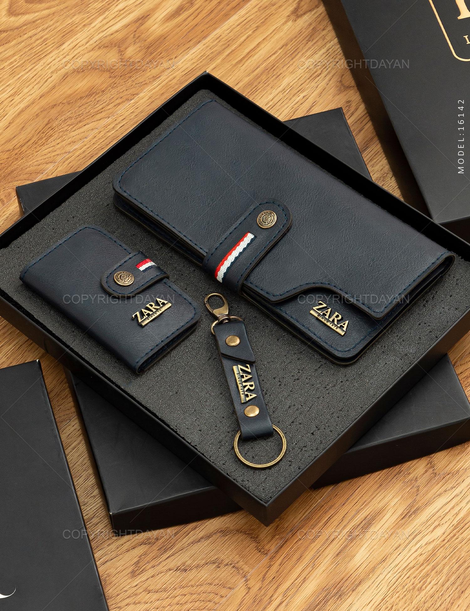 ست چرمی Zara  مدل 16142
