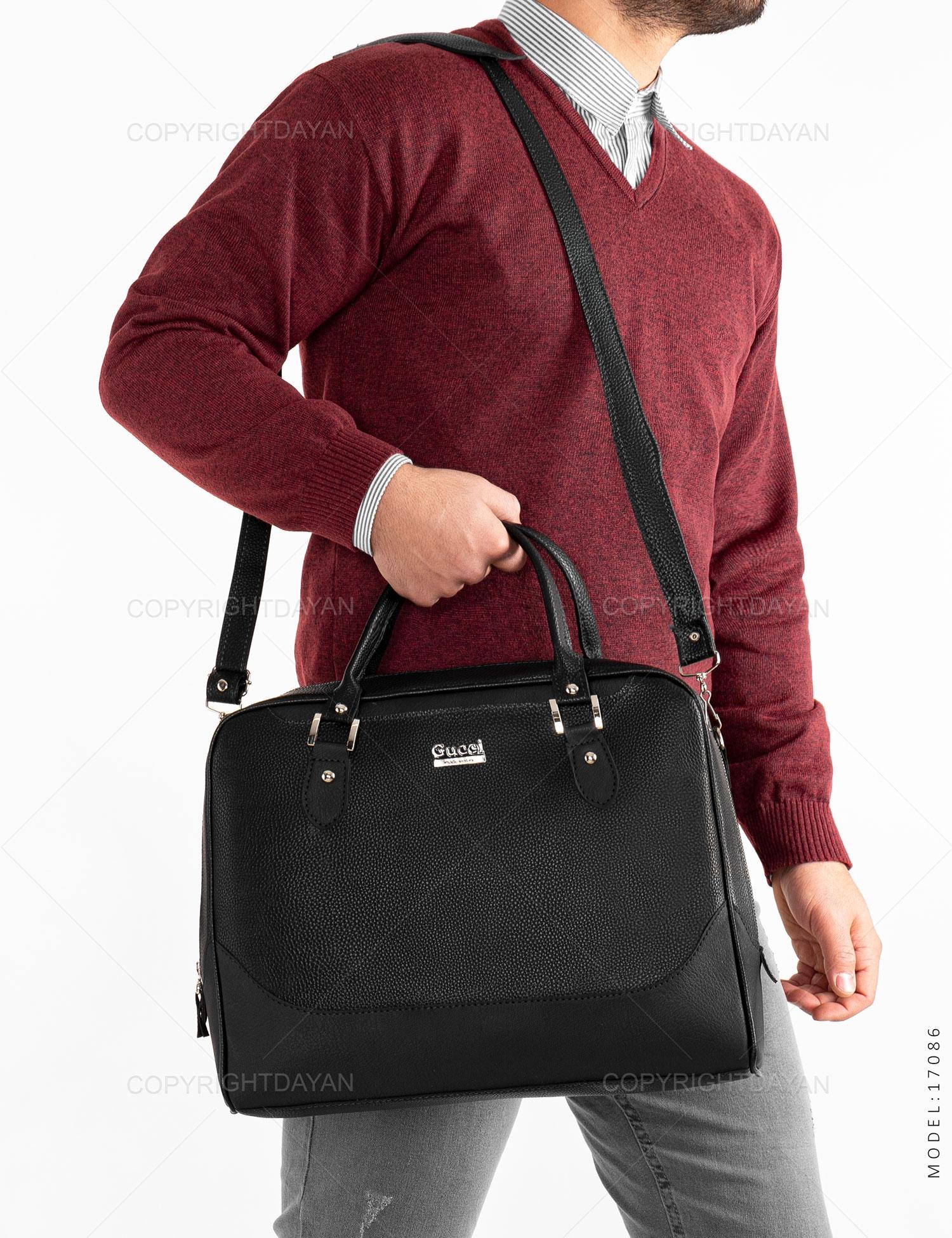 کیف اداری Gucci مدل 17086