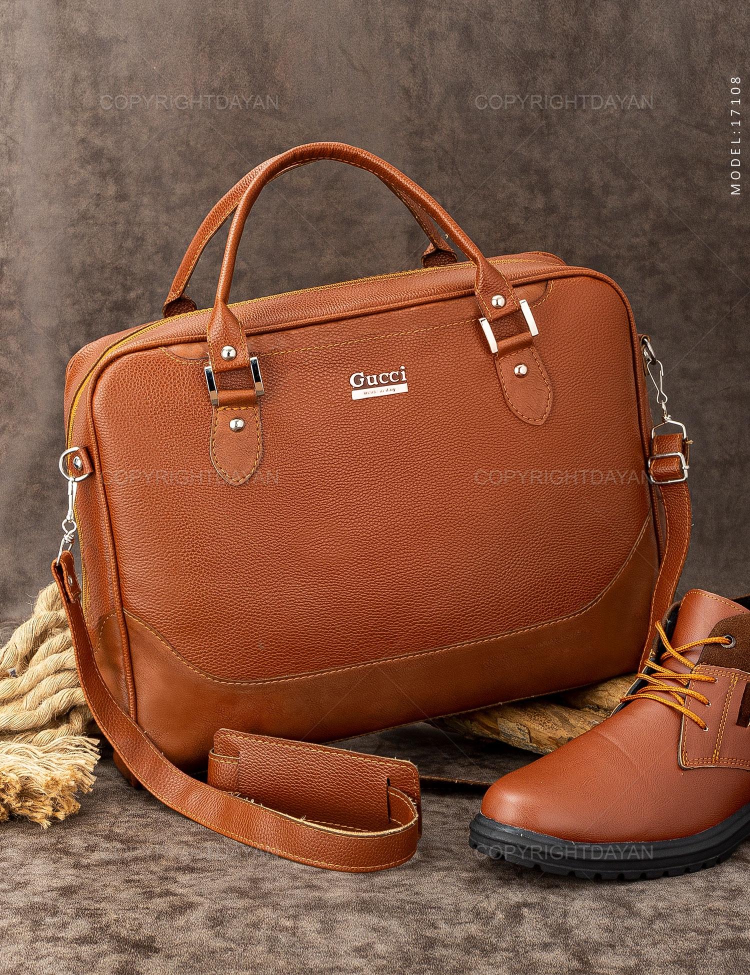 کیف اداری Gucci مدل 17108