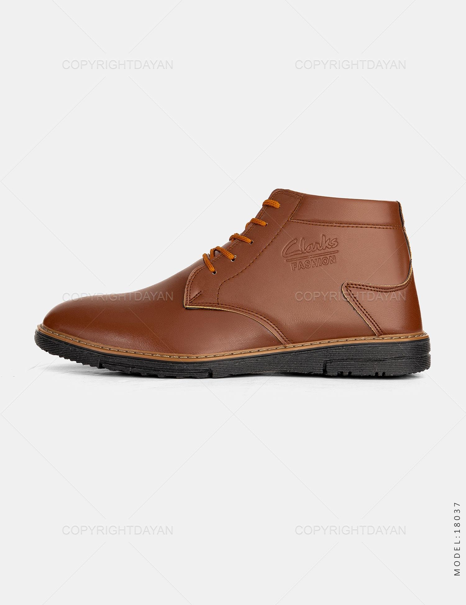 ست کیف و کفش مردانه Clarks مدل 18037