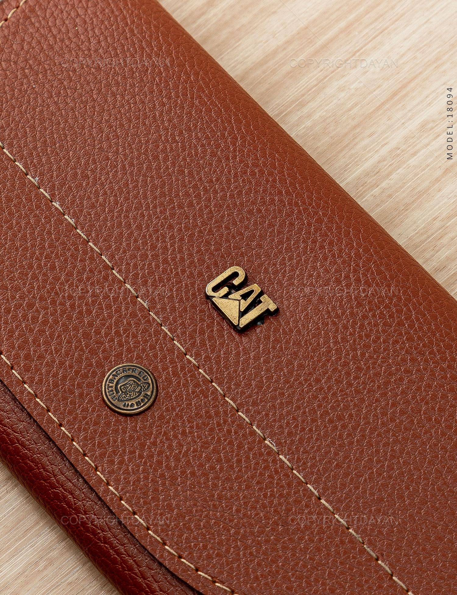 ست کیف دوشی و کیف پالتویی  Cat مدل 18094