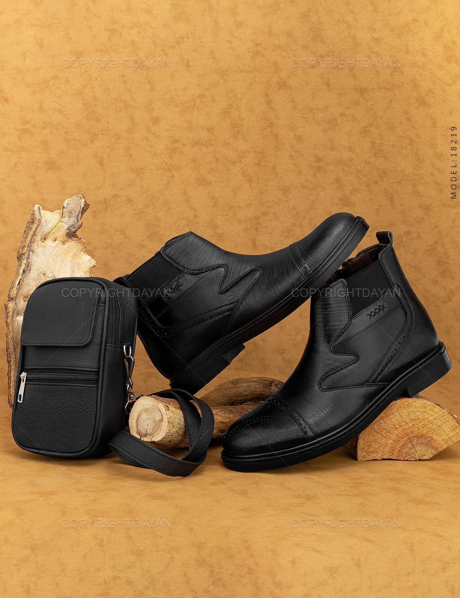 ست کیف و کفش Enzo مدل 18219