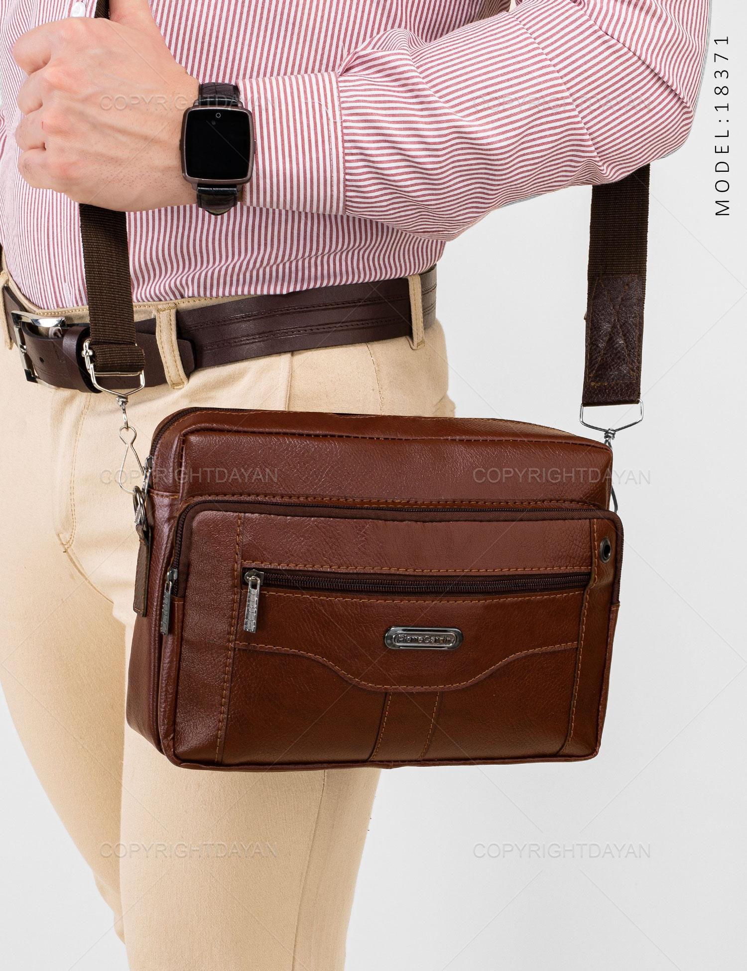 کیف دوشی Pierre Cardin مدل 18371