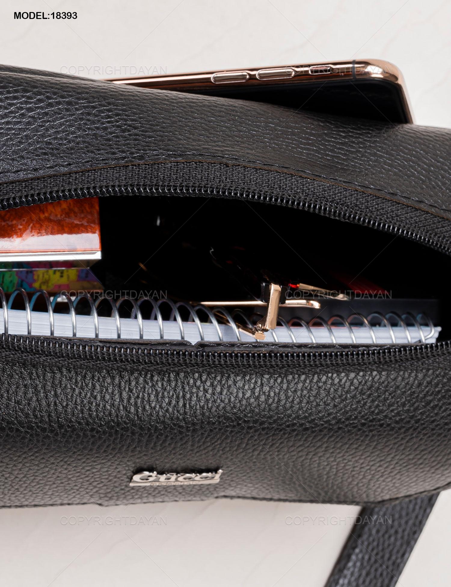 کیف دوشی Gucci مدل 18393