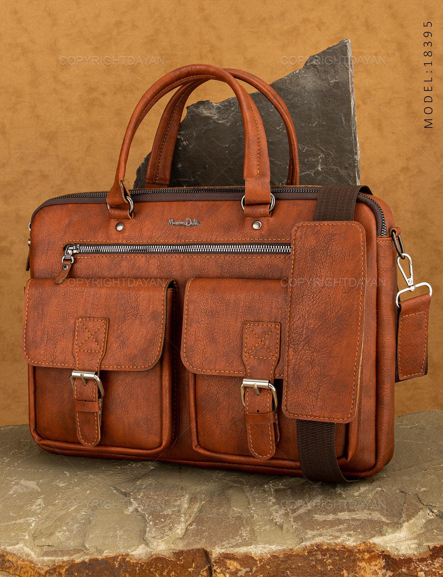 کیف اداری Massimo Dutti مدل 18395