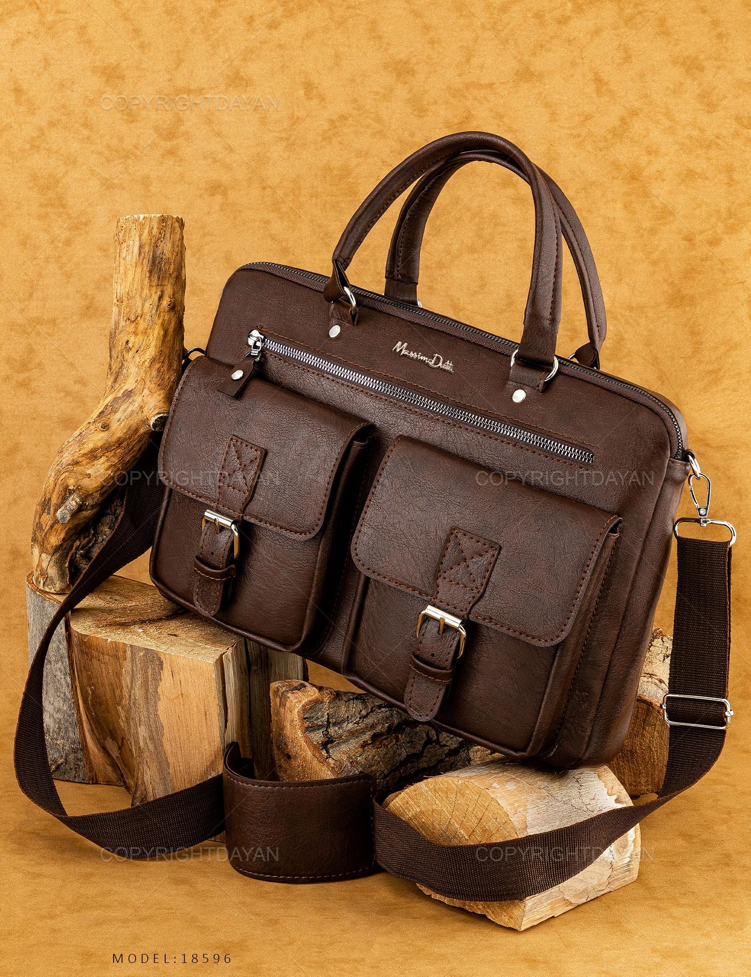 کیف اداری Massimo Dutti مدل 18596