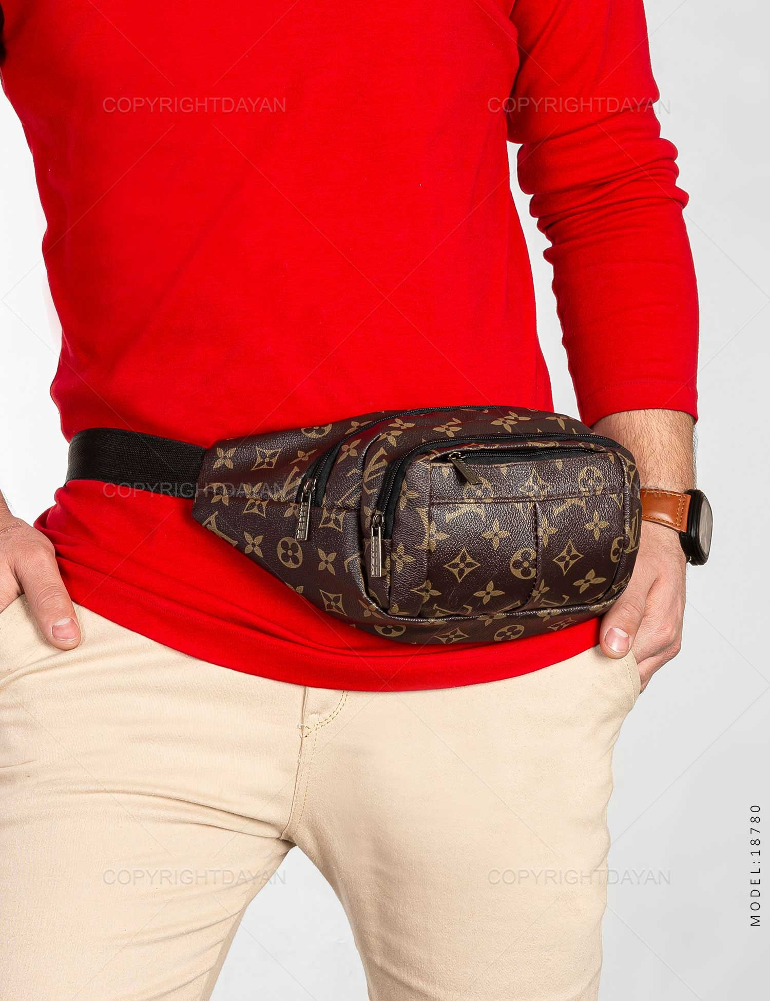 کیف کمری Louis Vuitton مدل 18780