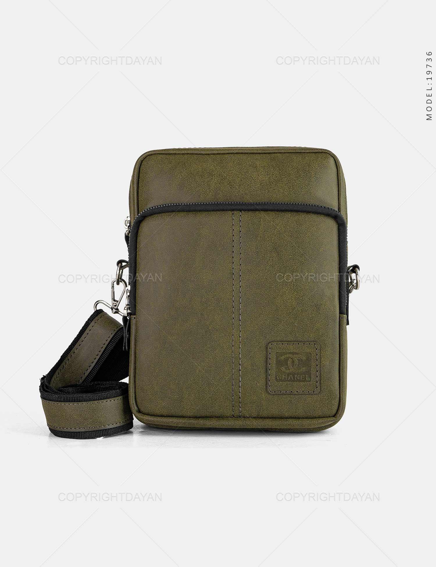 کیف دوشی Chanel مدل 19736
