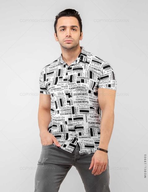 پیراهن مردانه Fashion مدل 19901