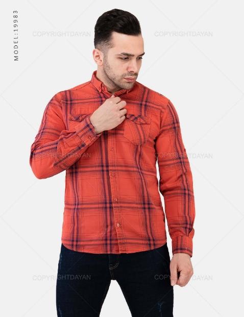 پیراهن مردانه Araz مدل 19983