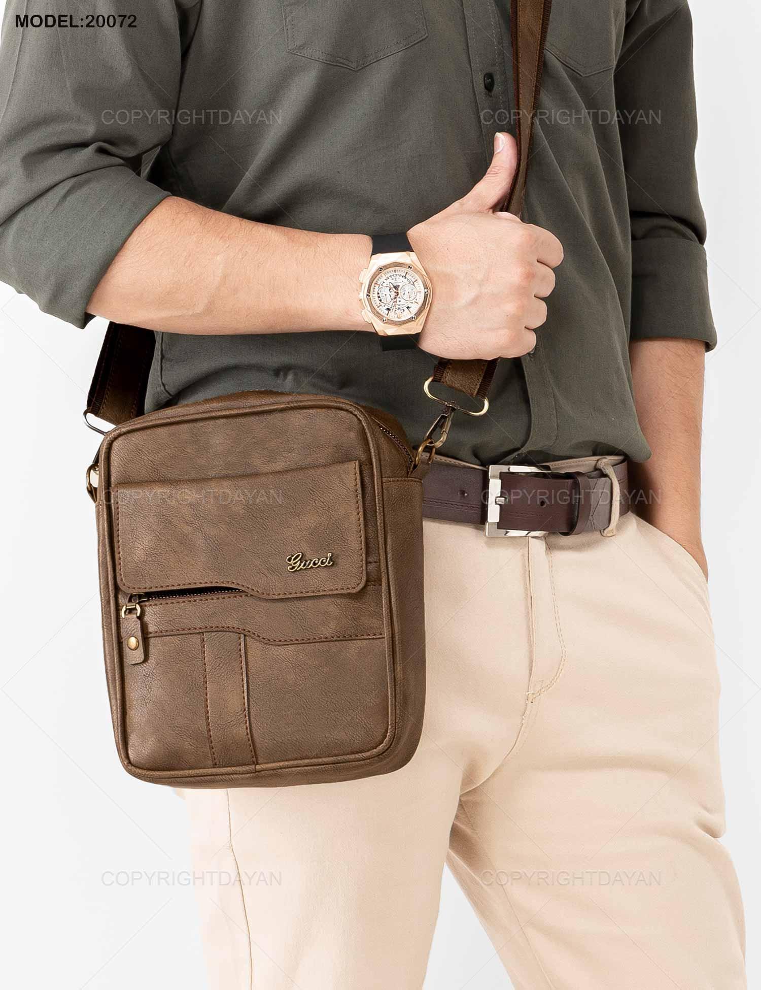 کیف دوشی Gucci مدل 20072