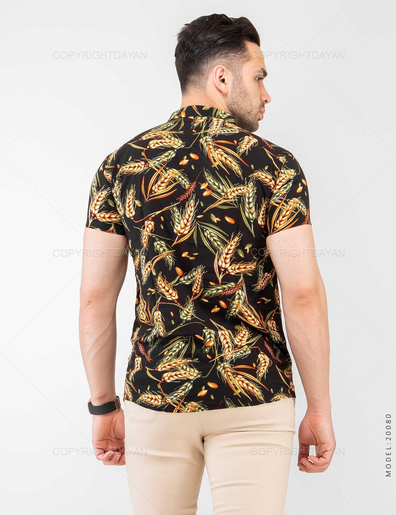 پیراهن مردانه Lima مدل 20080