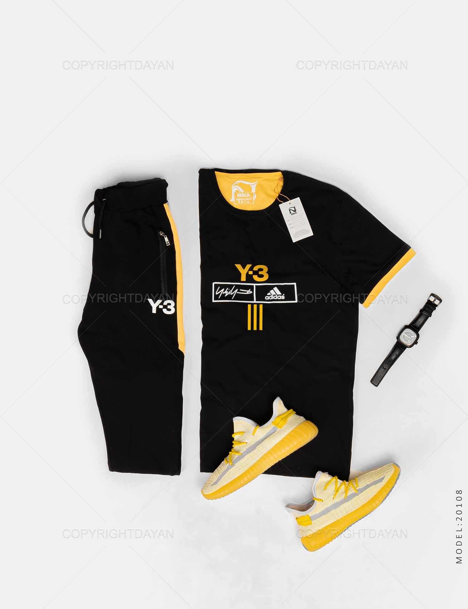 ست تیشرت و شوار مردانه Adidas مدل 20108 ست تیشرت و شوار مردانه Adidas مدل 20108 249,000 تومان