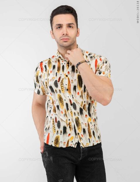 پیراهن مردانه Sevin مدل 20238