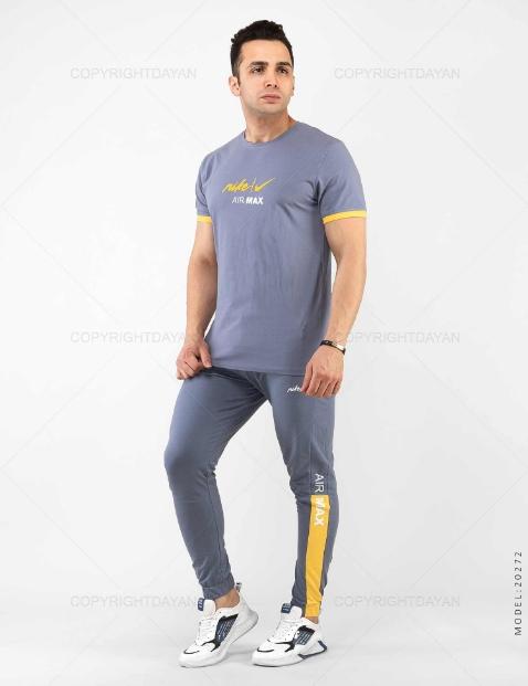ست تیشرت و شلوار مردانه Nike مدل 20272