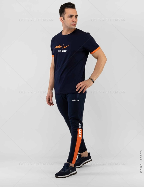 ست تیشرت و شلوار مردانه Nike مدل 20273