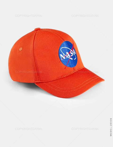 کلاه کپ Nasa مدل 20336