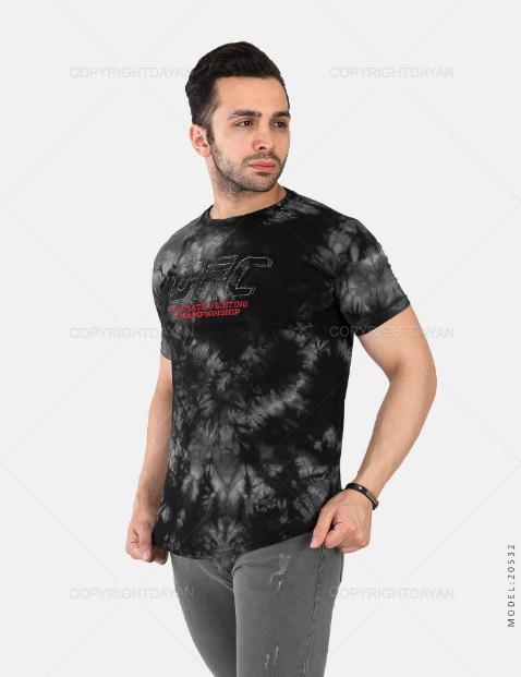 تیشرت مردانه UFC مدل 20532
