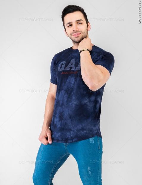 تیشرت مردانه Gap مدل 20535