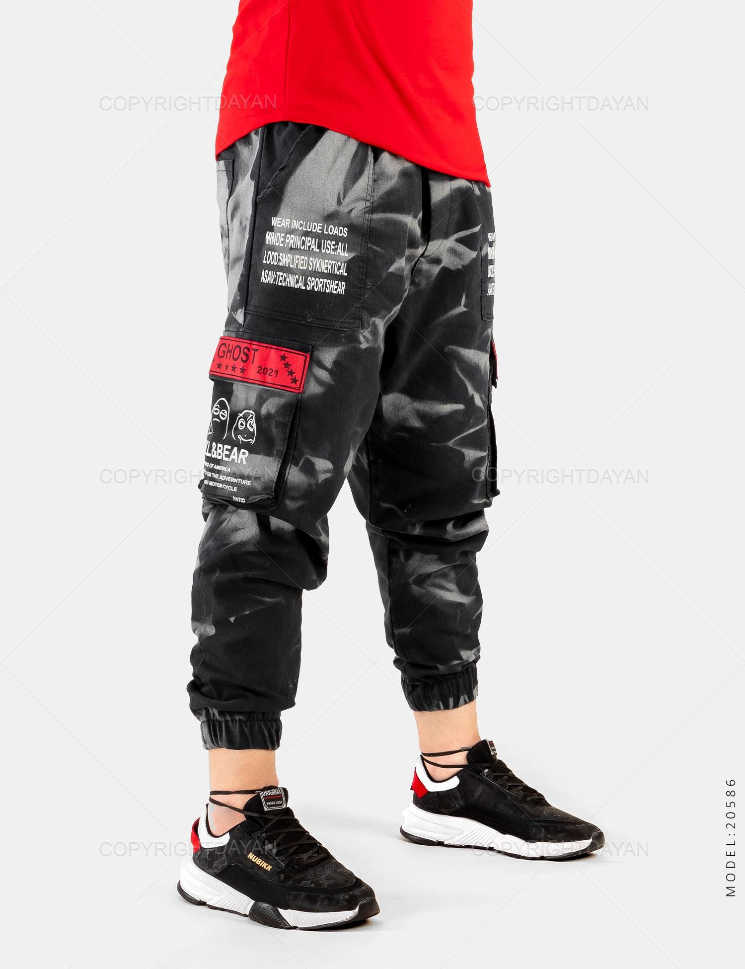 شلوار اسلش مردانه Fashion مدل 20586