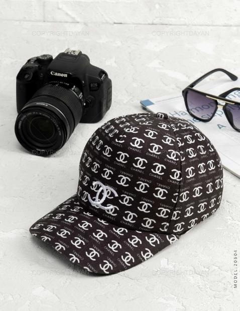 کلاه کپ Chanel مدل 20604