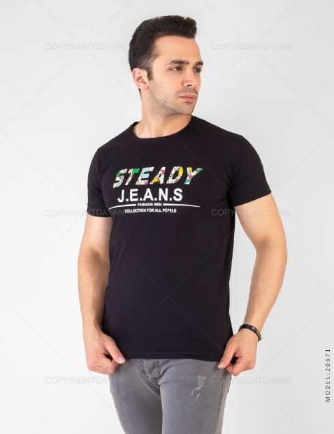 تیشرت مردانه Jeans مدل 20671