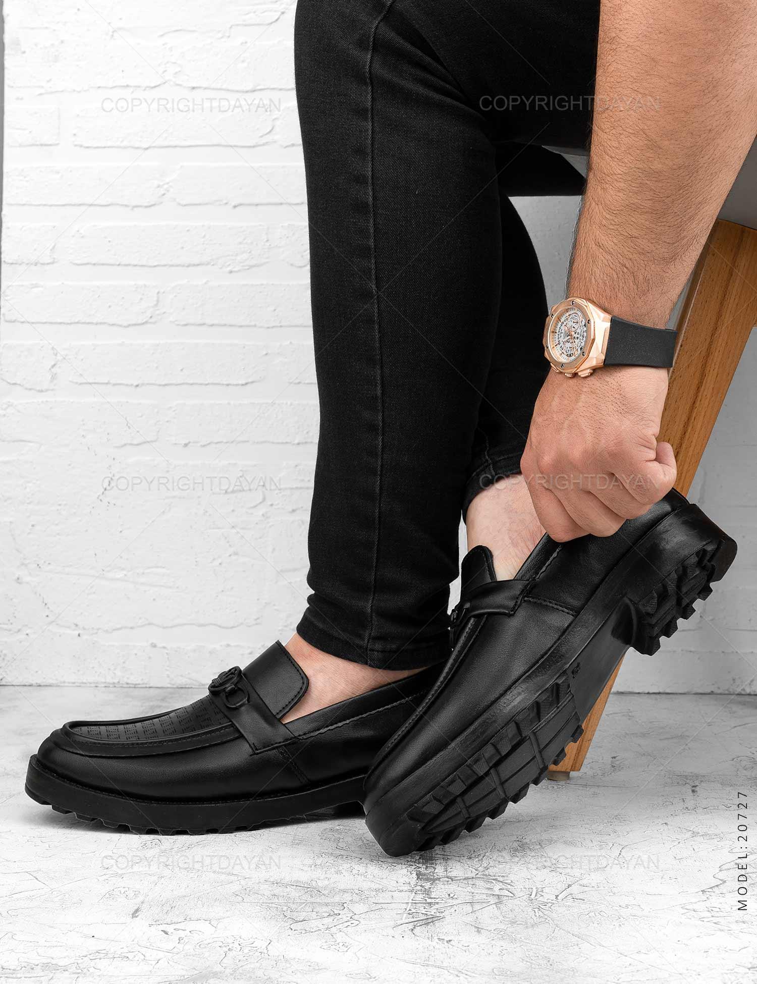 کفش مردانه Maserati مدل 20727 کفش مردانه Maserati مدل 20727 179,000 تومان