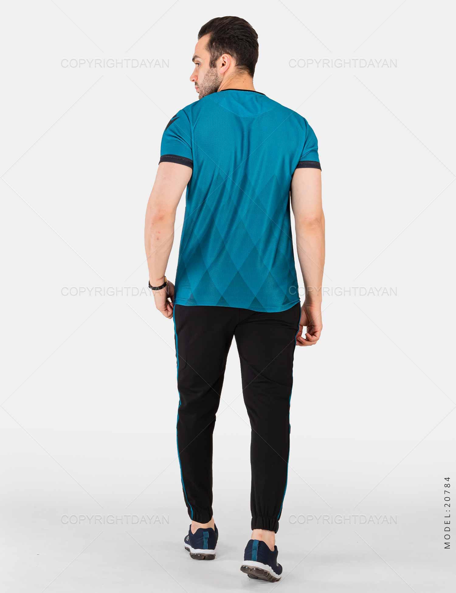 ست تیشرت و شلوار مردانه Esteghlal مدل 20784 ست تیشرت و شلوار مردانه Esteghlal مدل 20784 199,000 تومان