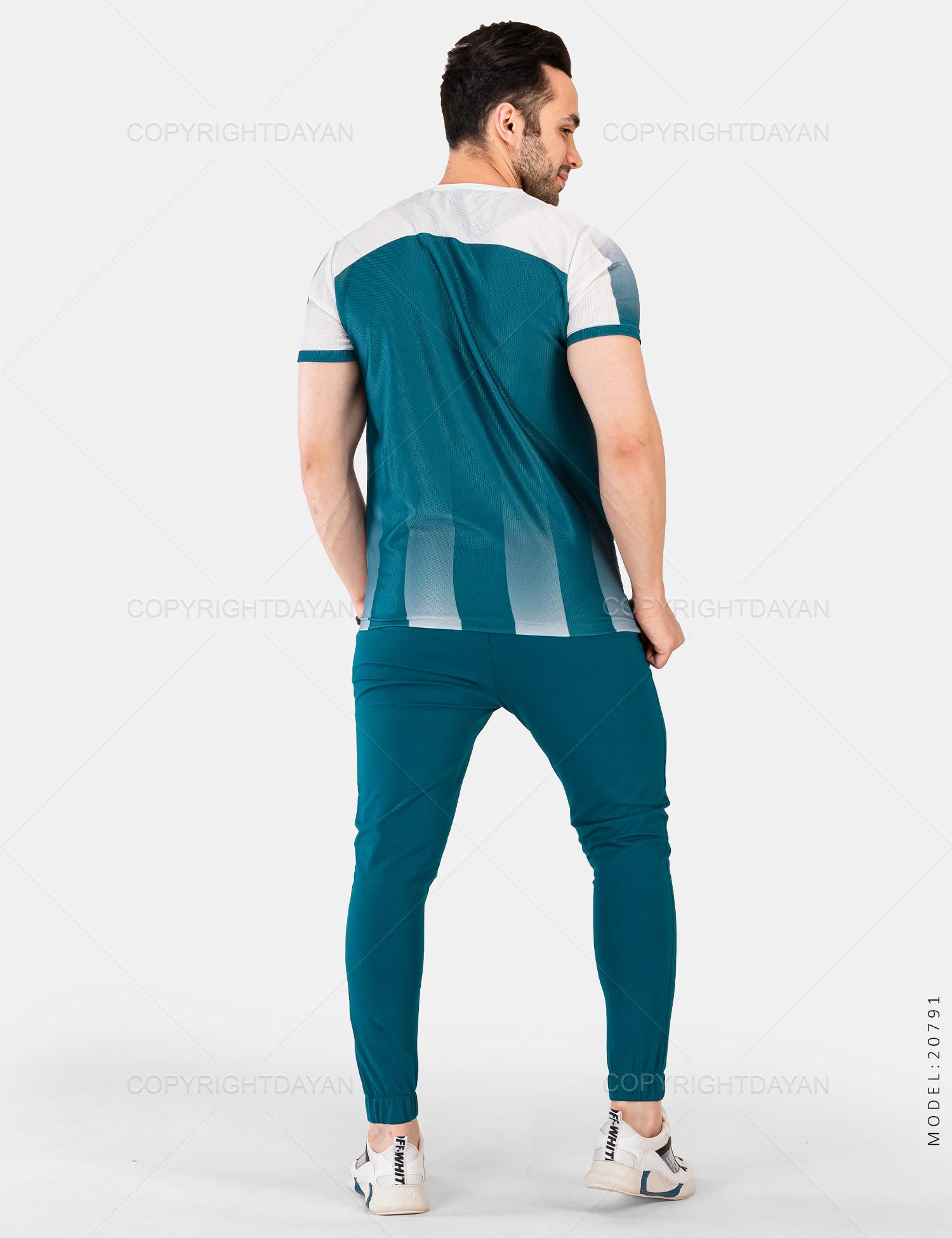ست تیشرت و شلوار مردانه Esteghlal مدل 20791 ست تیشرت و شلوار مردانه Esteghlal مدل 20791 239,000 تومان