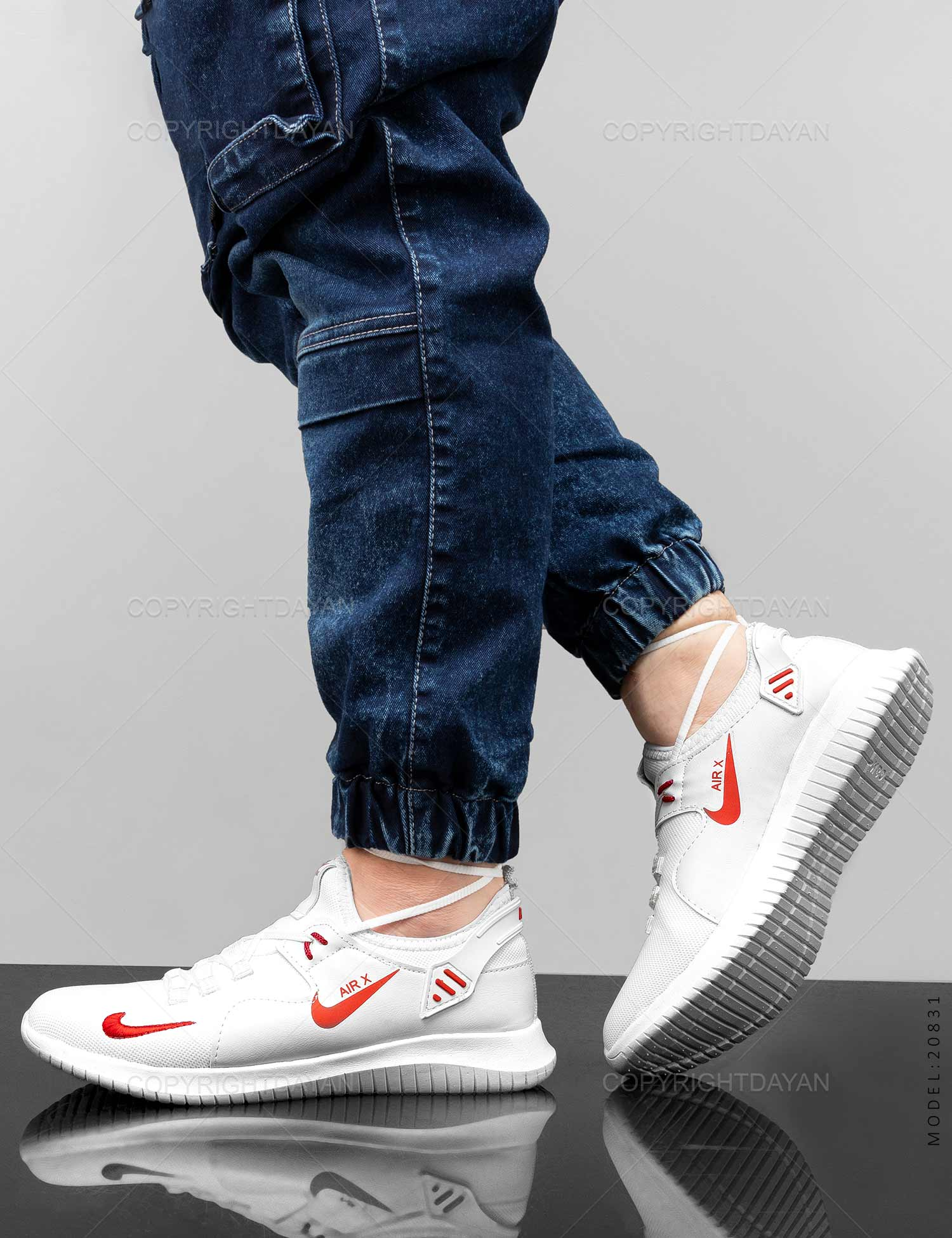 کفش مردانه Nike مدل 20831 کفش مردانه Nike مدل 20831 179,000 تومان