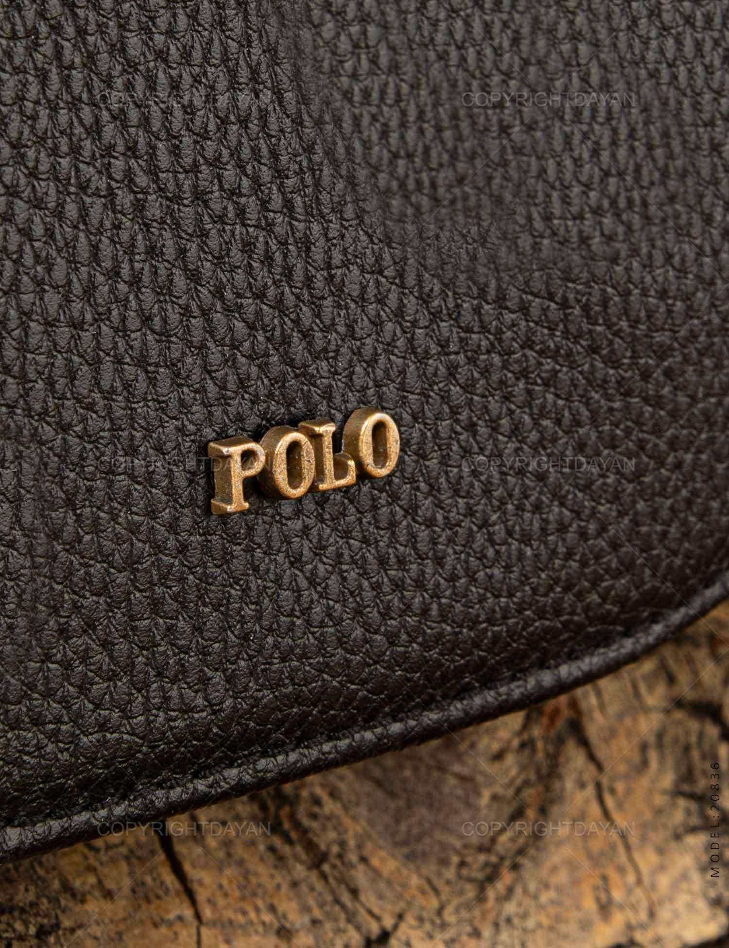 ست کیف دوشی و کیف پالتویی Polo مدل 20836