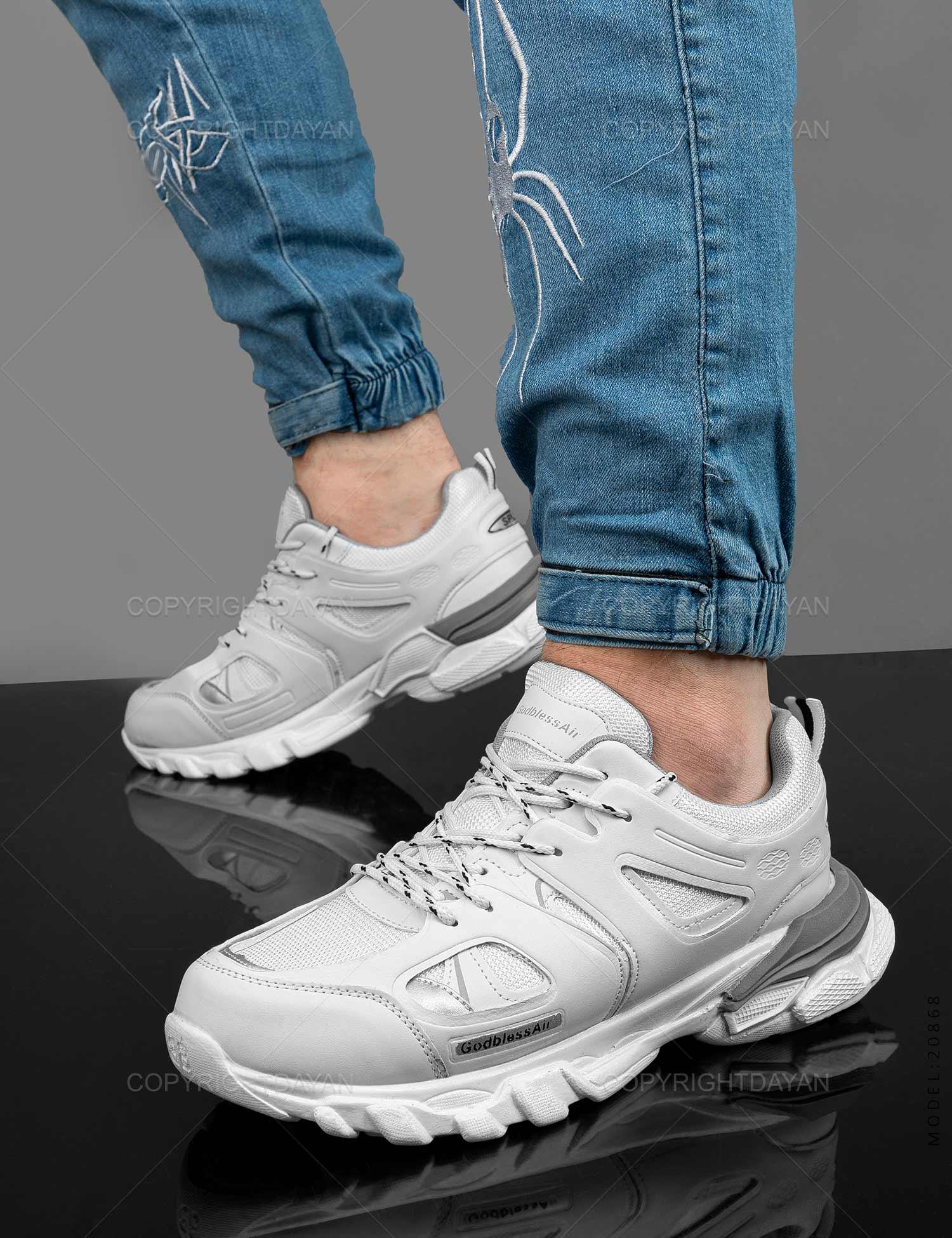کفش مردانه Nika مدل 20868 کفش مردانه Nika مدل 20868 299,000 تومان