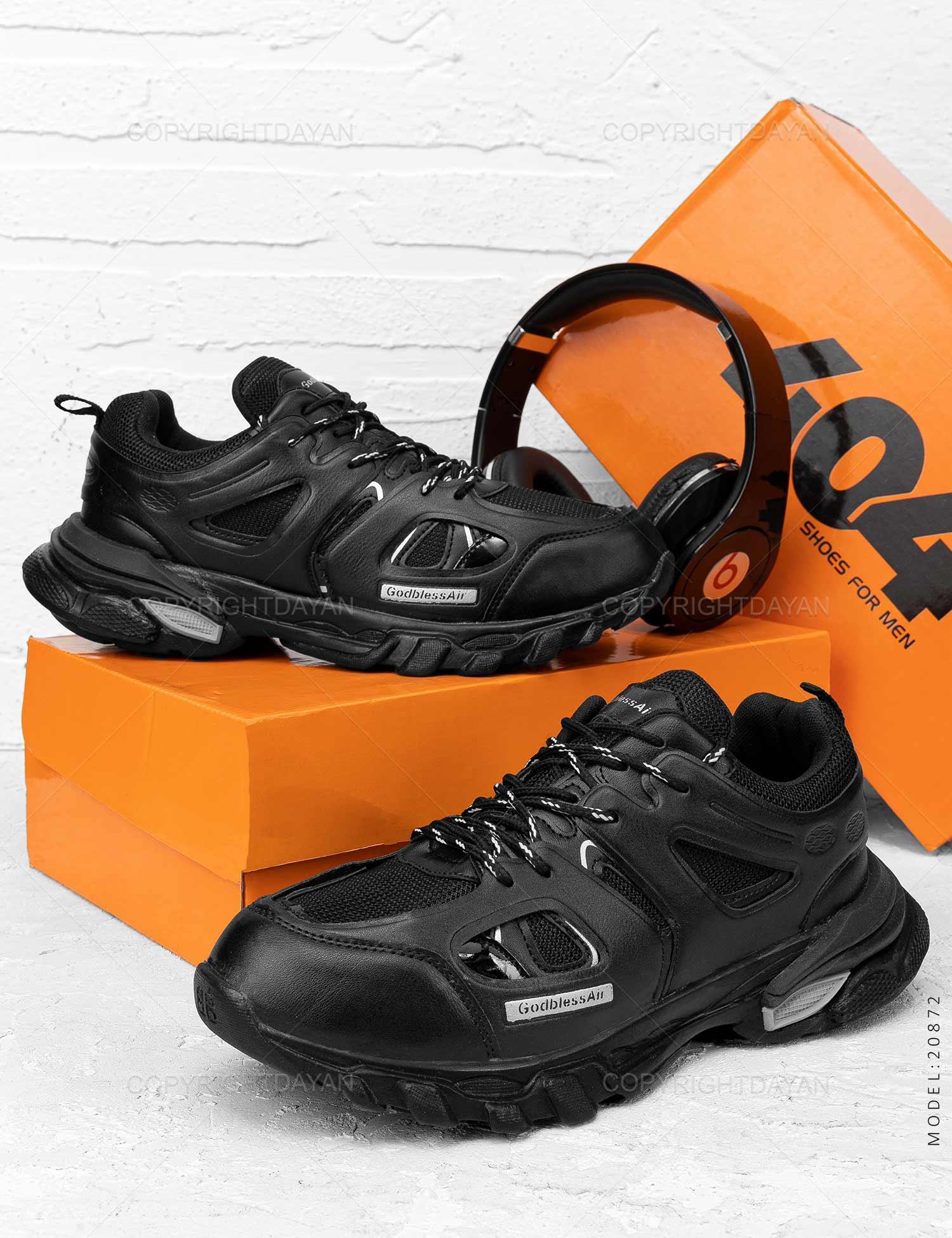 کفش مردانه Nika مدل 20872