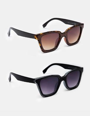 عینک آفتابی زنانه Nika مدل 20899
