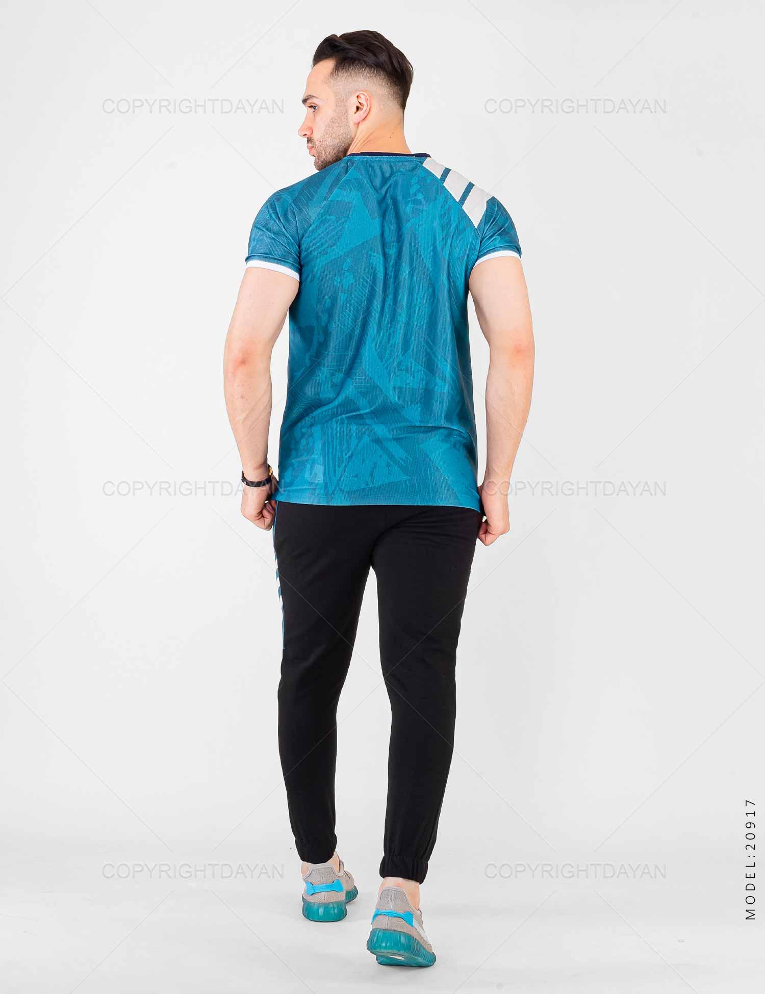 ست تیشرت و شلوار مردانه Esteghlal مدل 20917 ست تیشرت و شلوار مردانه Esteghlal مدل 20917 239,000 تومان