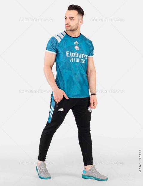 ست تیشرت و شلوار مردانه Esteghlal مدل 20917