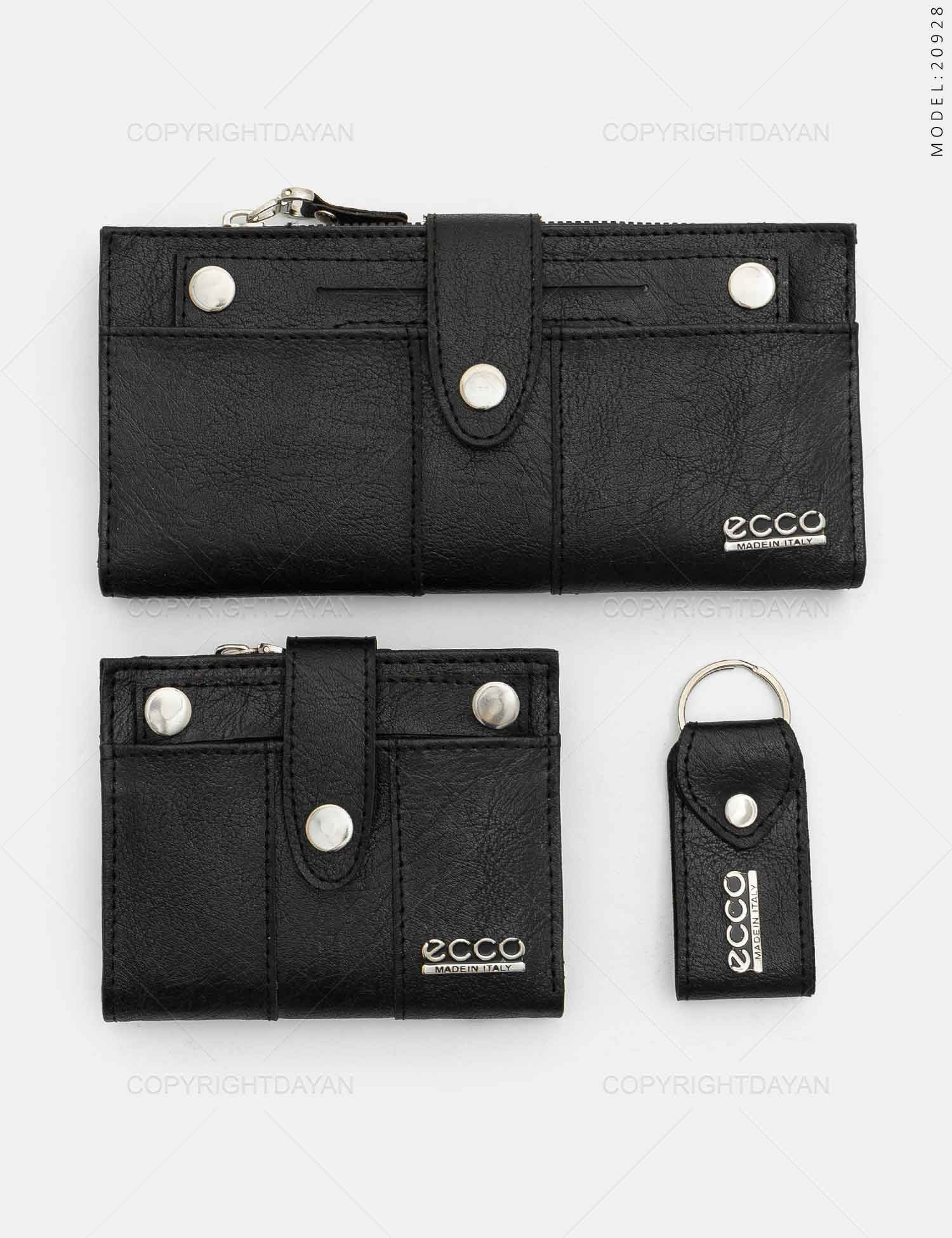ست چرمی Ecco مدل 20928