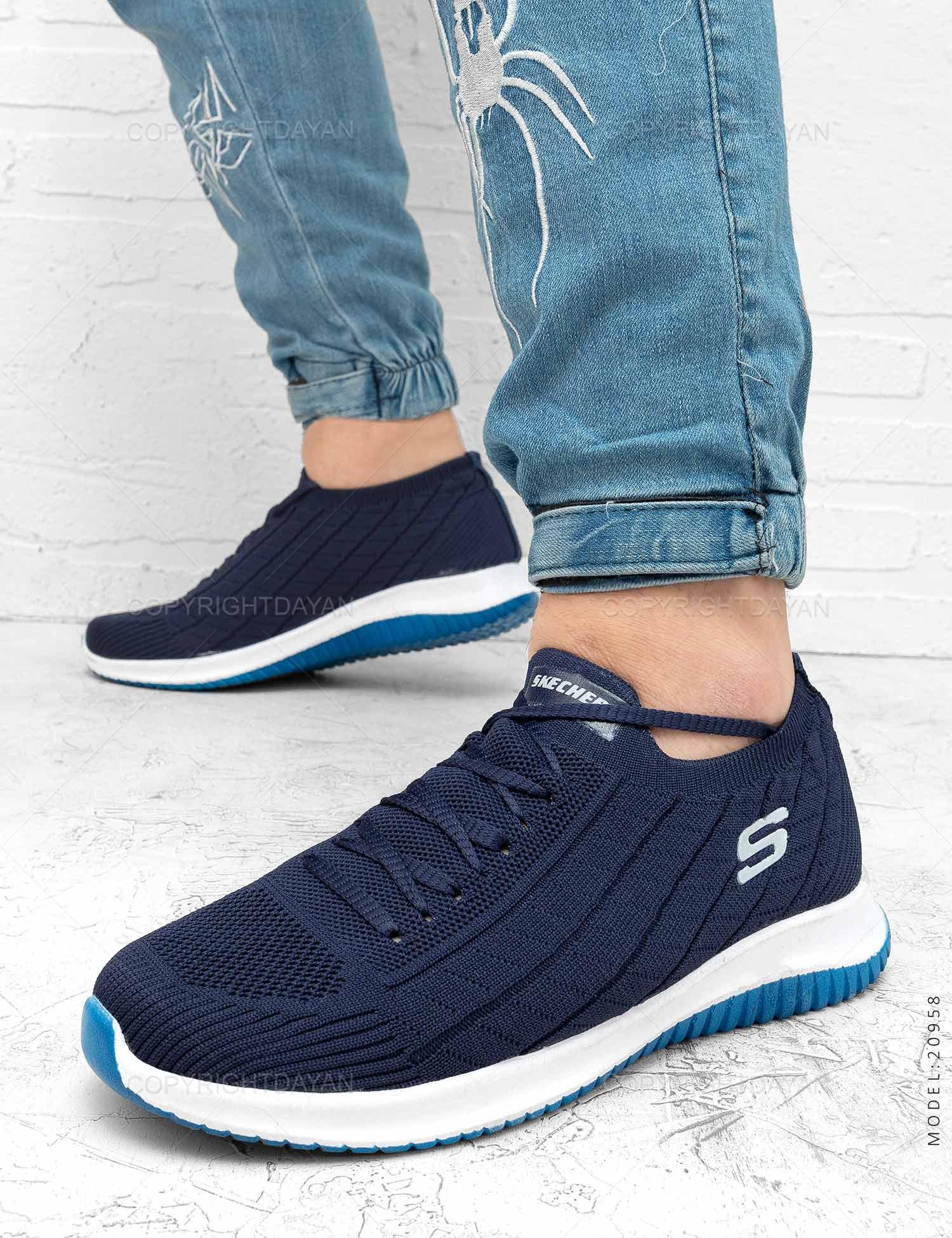 کفش ورزشی مردانه Skechers مدل 20958 کفش ورزشی مردانه Skechers مدل 20958 179,000 تومان