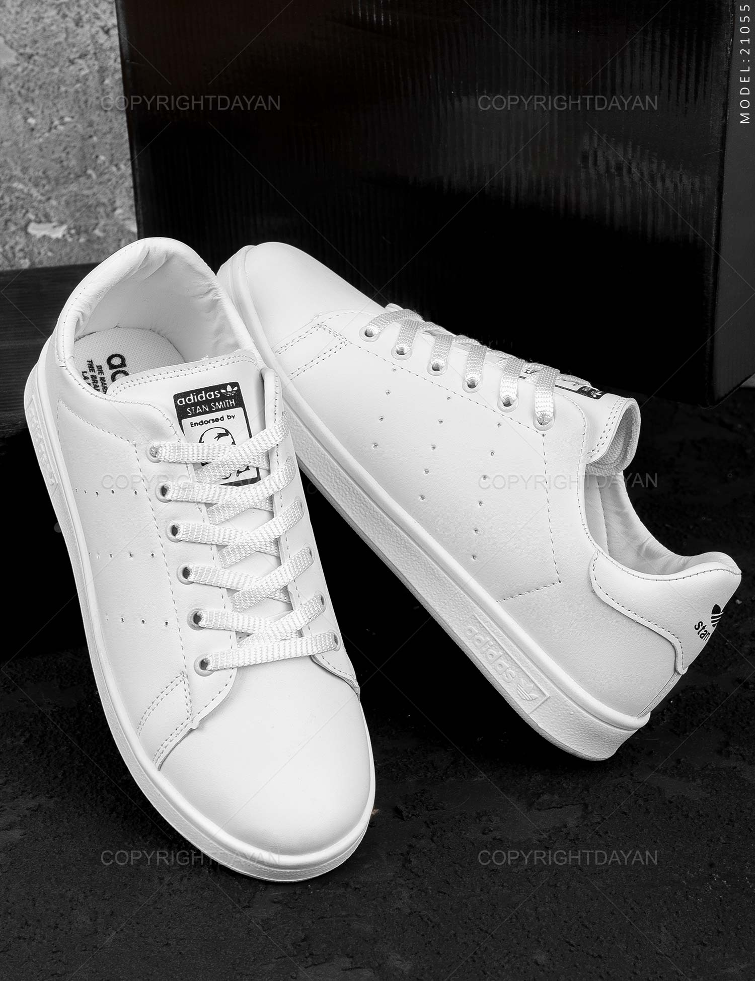 کفش روزمره مردانه Adidas مدل 21055