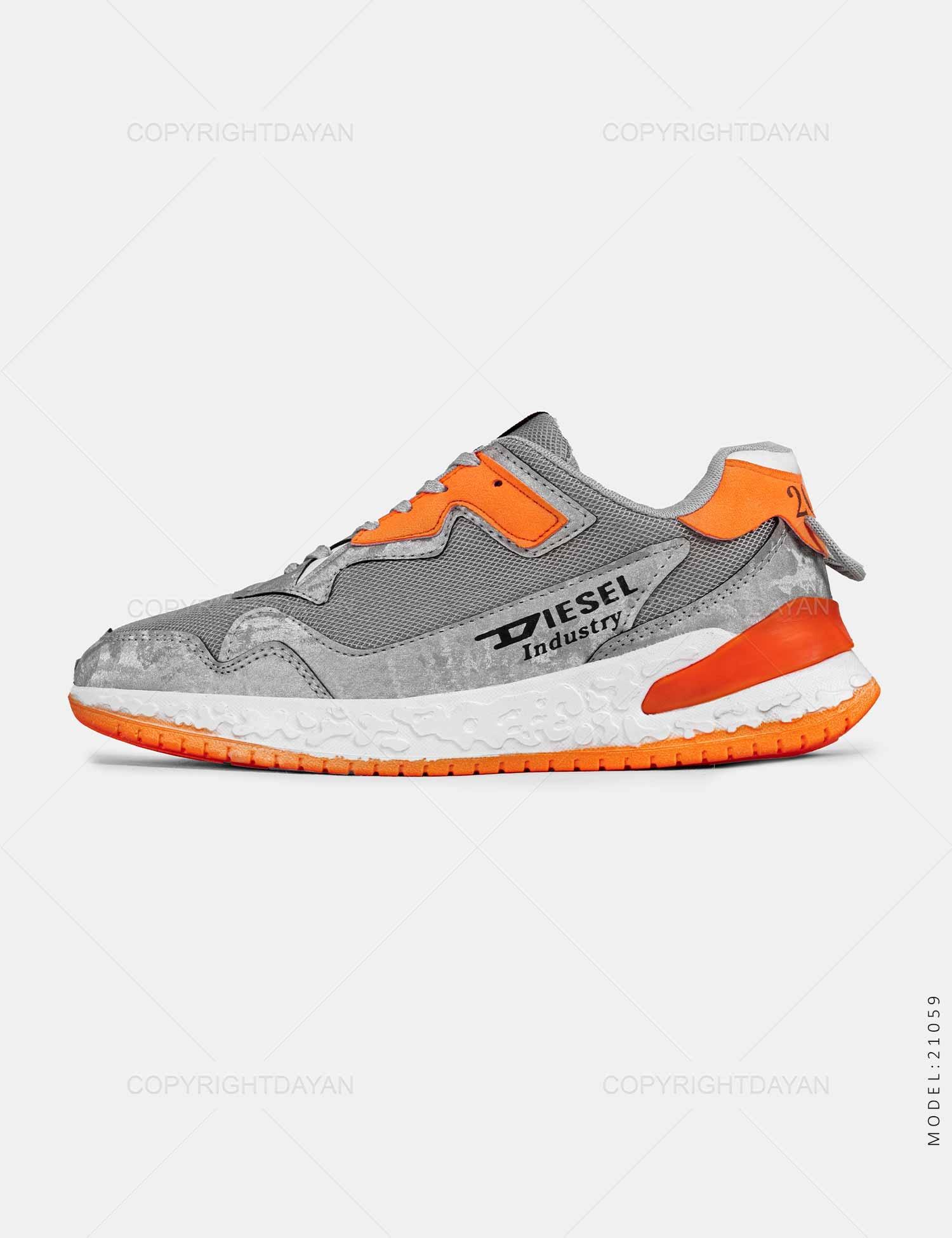 کفش ورزشی مردانه Diesel مدل 21059
