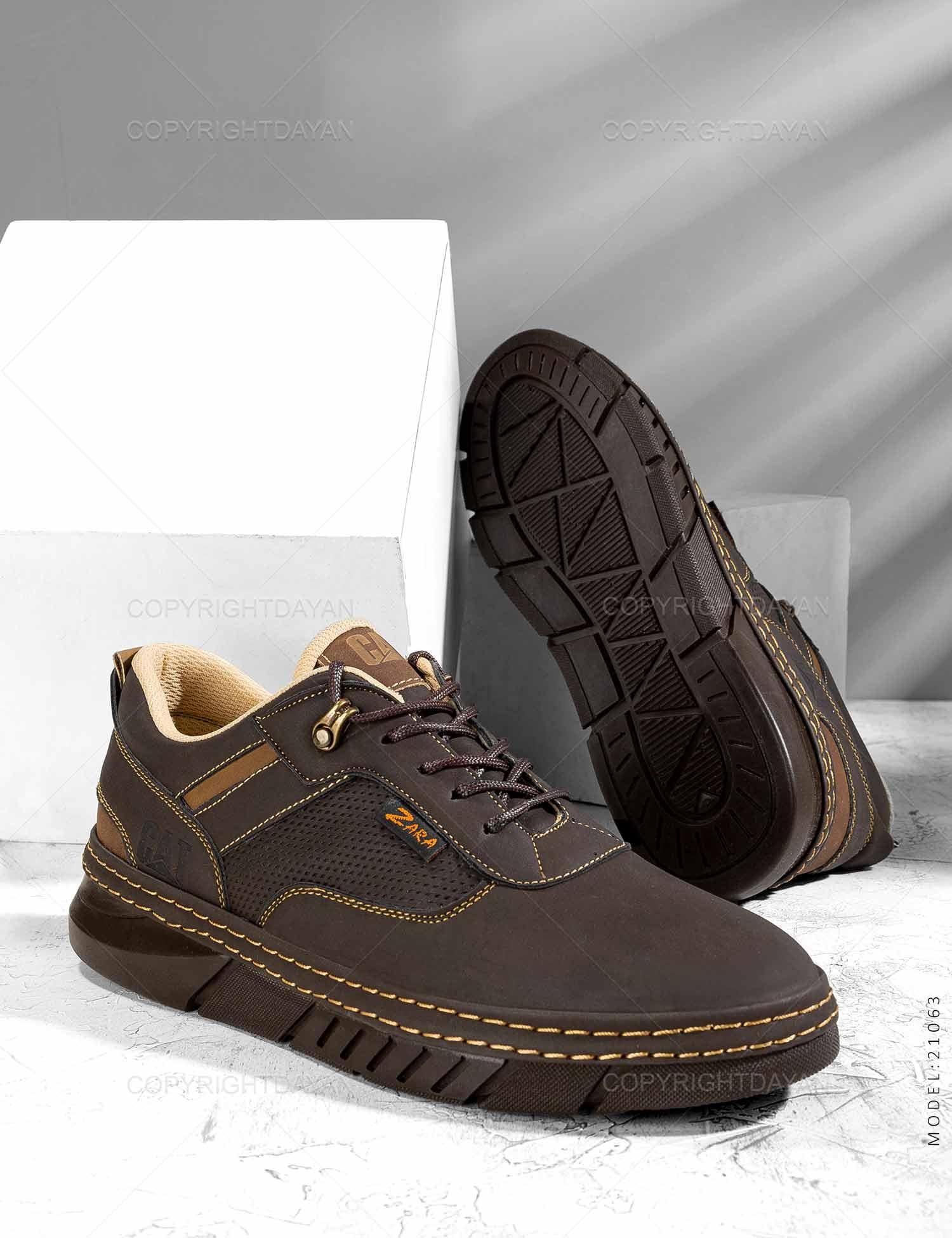 کفش روزمره مردانه Cat مدل 21063