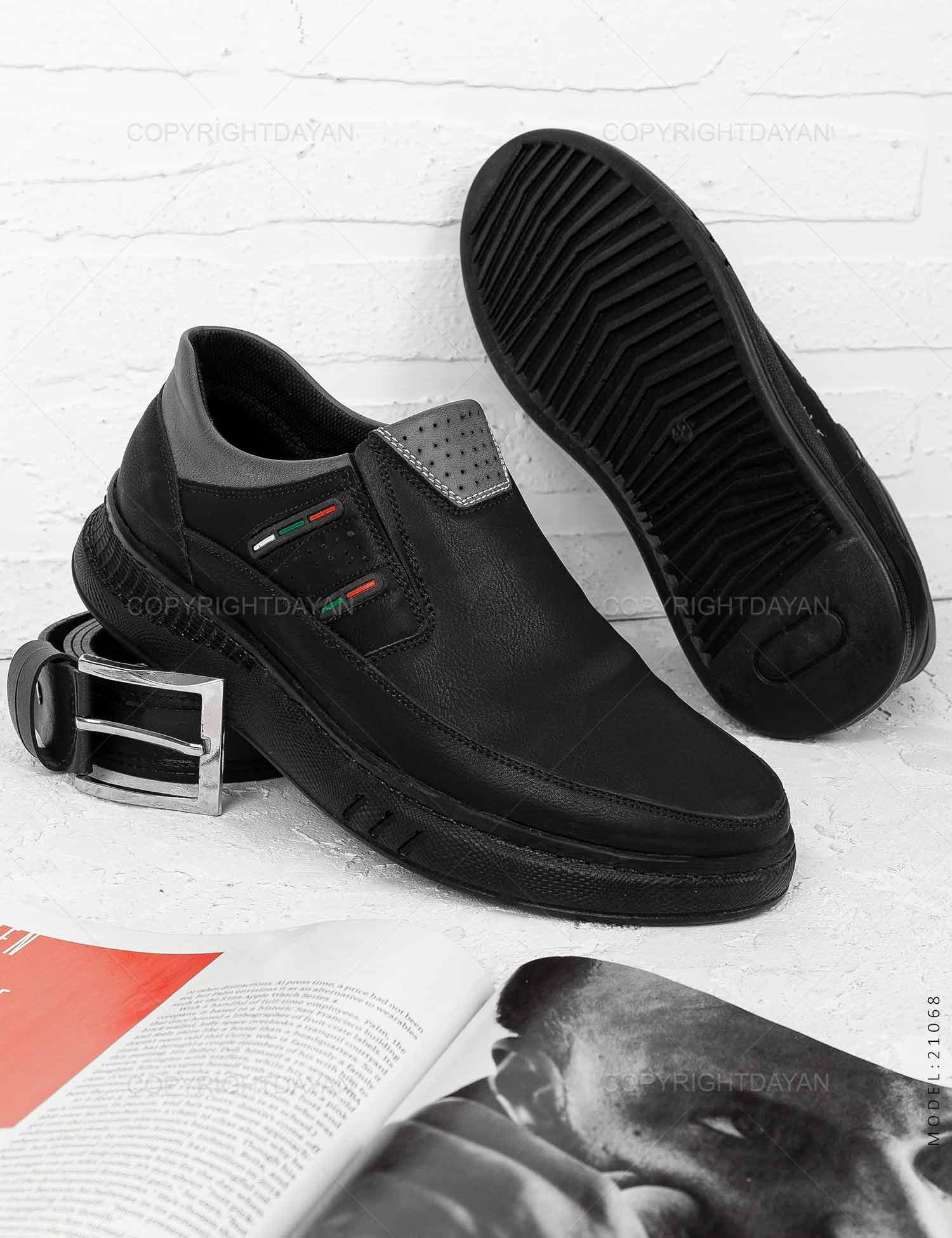 کفش روزمره مردانه Benson مدل 21068