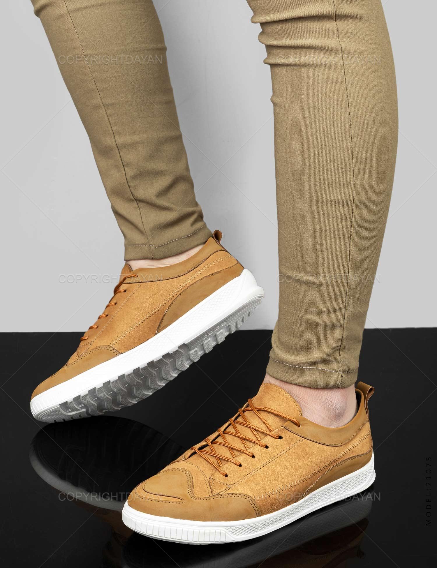 کفش روزمره مردانه Nika مدل 21075