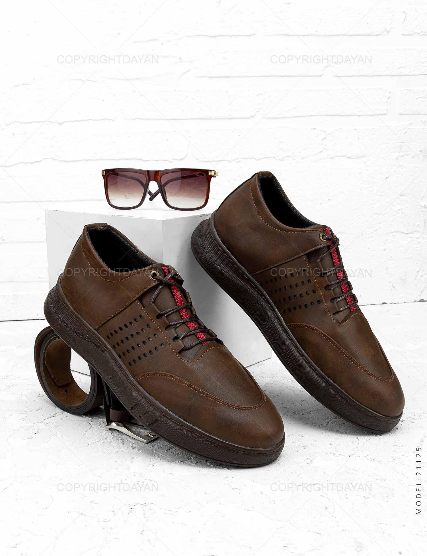 کفش روزمره مردانه Rayan مدل 21125