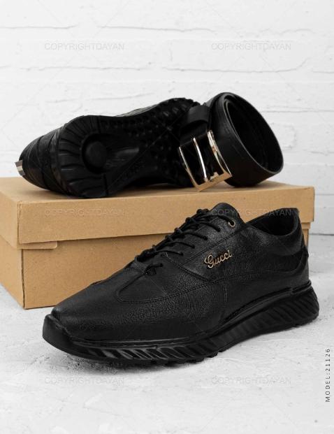 کفش روزمره مردانه Gucci مدل 21126